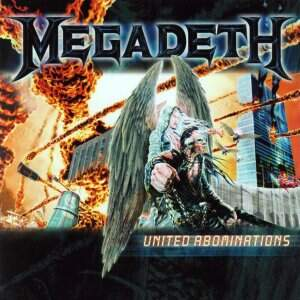 Megadeth – United Abominations  CD