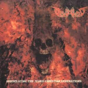 Bestialized – Annihilating the Judeo-Christian Generations CD