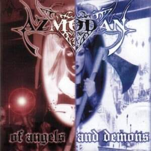 Azmodan – Of Angels And Demons CD