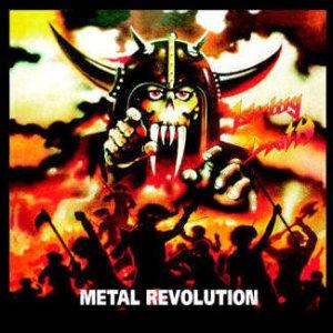 Living Death – Metal Revolution CD