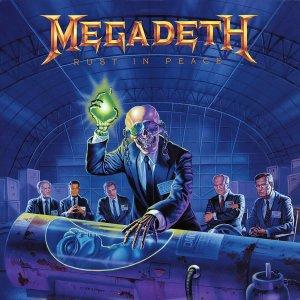 Megadeth – Rust In Peace CD