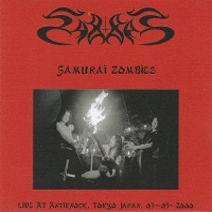 Sabbat – Samurai Zombies CD