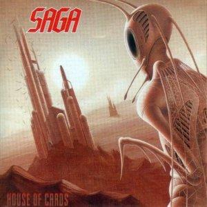 Saga – House Of Cards CD