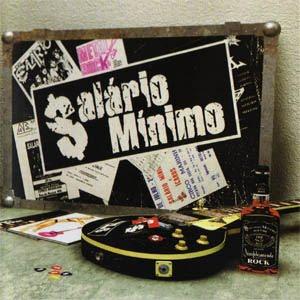 Salário Mínimo – Simplesmente Rock (Nac.) CD