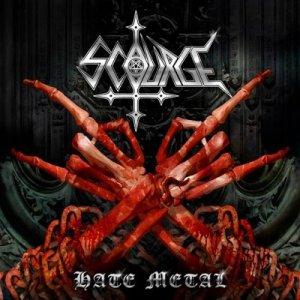 Scourge – Hate Metal CD
