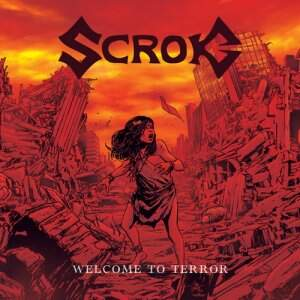 Scrok – Welcome To Terror CD