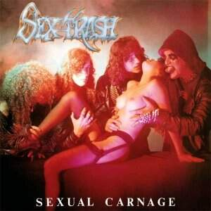 Sextrash – Sexual Carnage CD