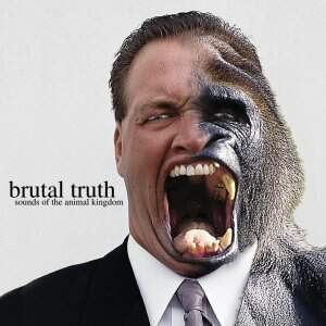 Brutal Truth – Sounds of the Animal Kingdom CD