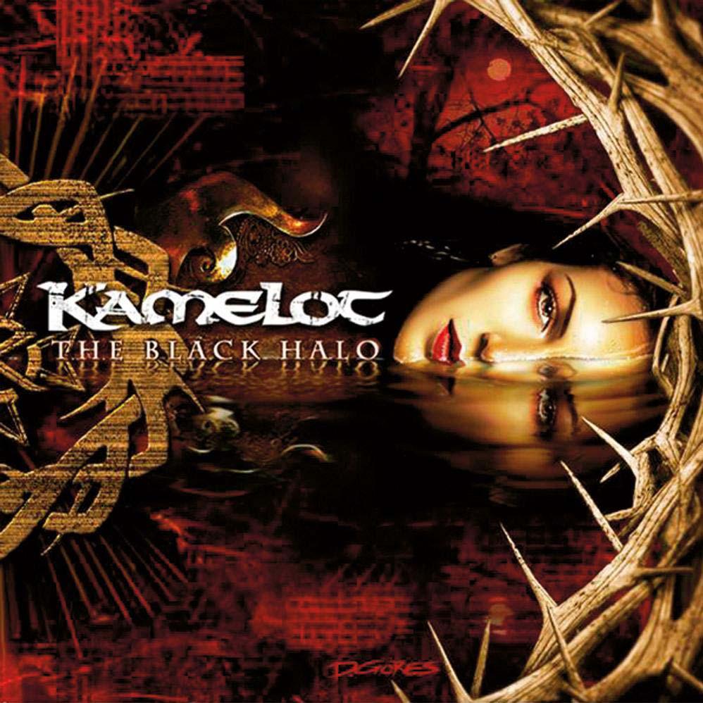 Kamelot The Black Halo Metal 23