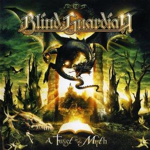 Blind Guardian – A Twist In The Myth CD