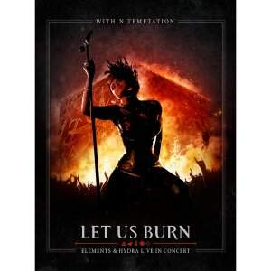 Within Temptation – Let Us Burn DVD