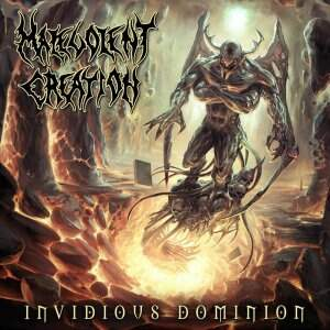 Malevolent Creation – Invidious Dominion (Imp.) CD