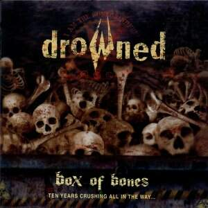 Drowned – Box of Bones CD