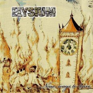 Elysium – Nine Ways To Leave CD