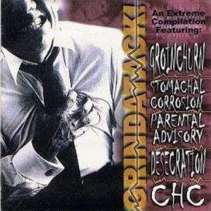 Grindattack – An Extreme Compilation CD