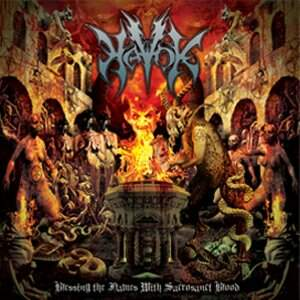 Havok – Blessing The Flames With Sacrosanct Blood CD