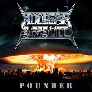 Nuclear Assault – Pounder CD