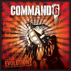 Command6 – Evolution? CD