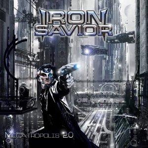 Iron Savior – Megatropolis CD