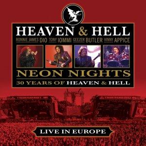 Heaven & Hell – Neon Nights – Live At Wacken CD