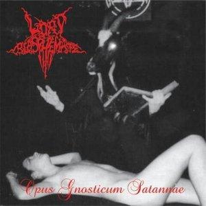 Lord Blasphemate – Opus Gnosticum Santannae CD