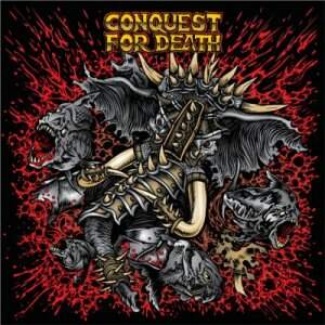 Conquest For Death – Conquest For DeathCD