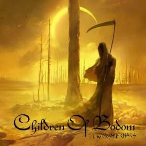 Children Of Bodom – I Worship Chaos CD
