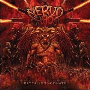 Nervochaos – Battalions Of Hate CD