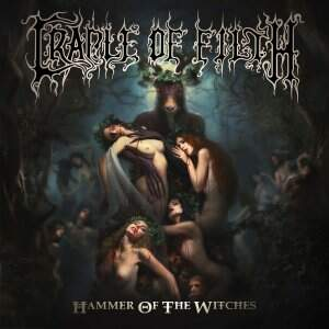 Cradle Of Filth – Hammer Of The Witches CD