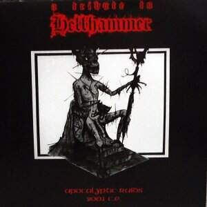 A Tribute To Hellhammer – Apocalyptic Raids 2001 C.E. LP