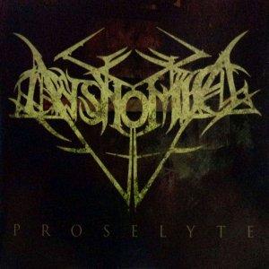 Dysnomia – Proselyte CD