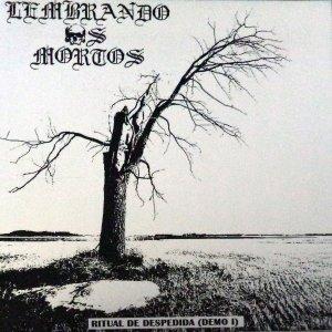 Lembrando Os Mortos – Ritual De Despedida  CD
