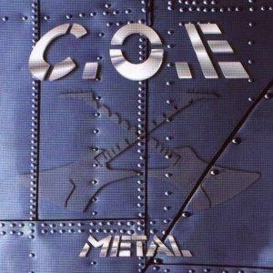 C.O.E – Metal CD
