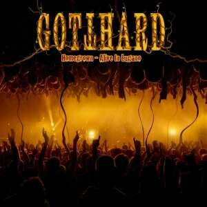 Gotthard – Homegrown – Alive in Lugano CD
