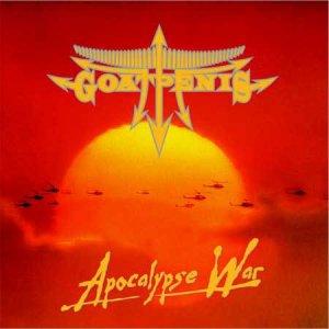 Goatpenis – Apocalypse War (EP) CD