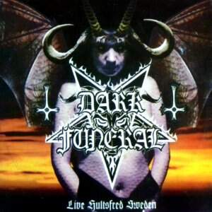 Dark Funeral – Live Hultsfred Sweden LP