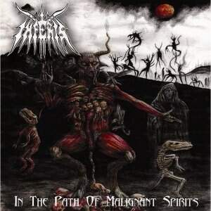 Inferis – In The Path Of Malignant Spirits CD