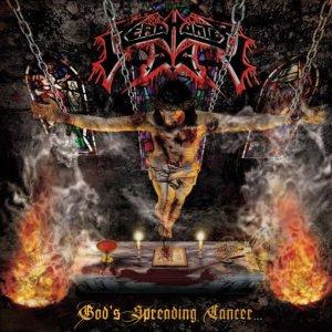 Headhunter D.C. – Gods Spreading Cancer CD