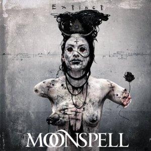 Moonspell – Extinct CD