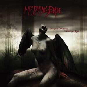 My Dying Bride – Songs Of Darkness Words Of Light CD