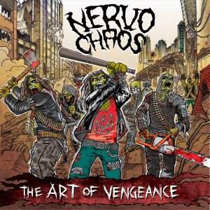 Nervochaos – The Art Of Vengeance CD