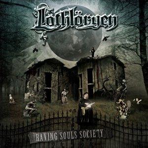 Lothloryen – Raving Souls Society CD