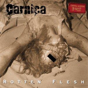 Carniça – Rotten Flesh CD