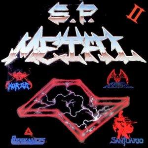 S.P. Metal – II CD