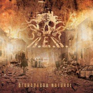 R.E.D. – Degradaçao Natural CD