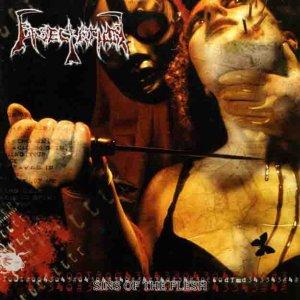 Obsecration – Sins Of The Flesh CD