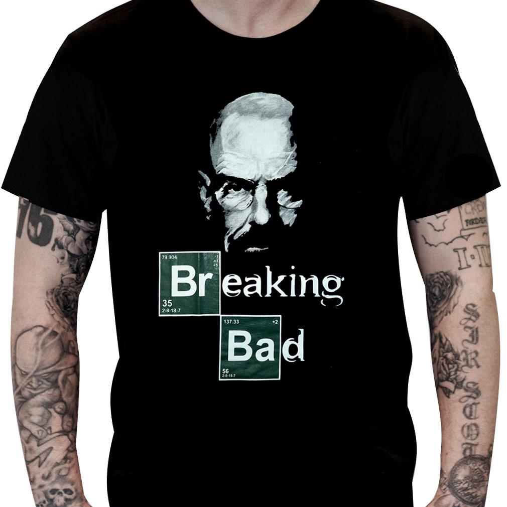 6c6c6f3579576 Camiseta Breaking Bad – Heavy Metal Rock