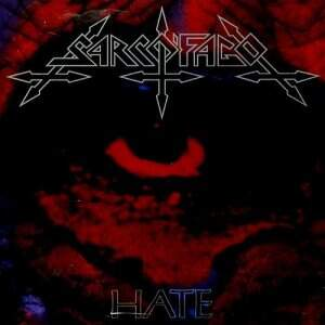 Sarcófago – Hate CD