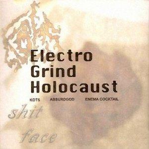 Kots / Absurdgod / Enema Cocktail – Electro Grind Holocaust CD
