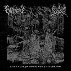 Sarkrista / Sad – Fury Of The Doomsday Apostles CD